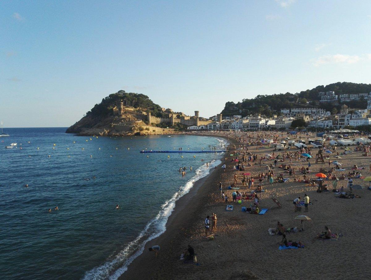 Camino de Ronda: Tossa de Mar - Cala Giverola