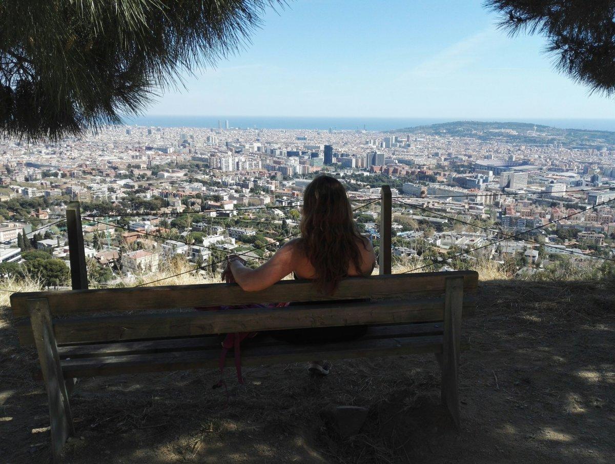 Camino de las aguas Barcelona.